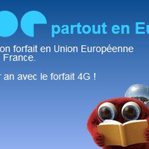 #JoeMobile - Utilisez votre forfait à l'étranger comme en France pour 2 euros par jour