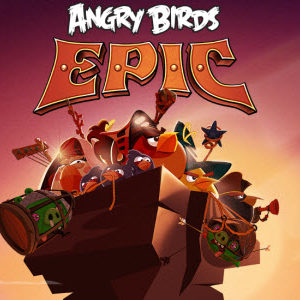 Angry Birds EPIC est disponible au téléchargement sur iOS, Android et Windows Phone