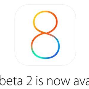 L'iOS 8 bêta 2 est disponible pour les développeurs