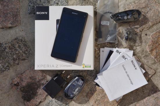 Sony Xperia Z1 Compact : le petit smartphone qui a tout d'un grand