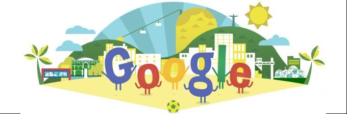Coupe du Monde 2014 - World Cup 2014 - Doodle #1