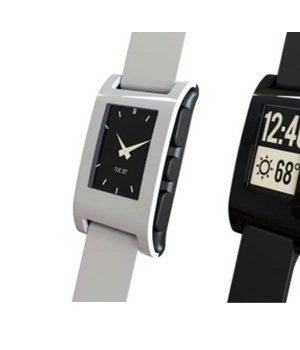 Pebble : la montre connectée d'un projet Kickstarter