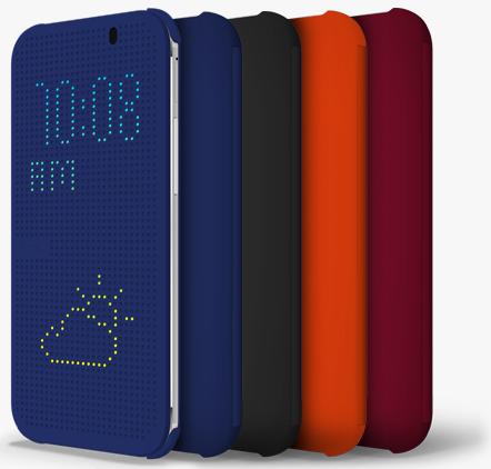 HTC enrichit les fonctionnalités de son étui HTC Dot View