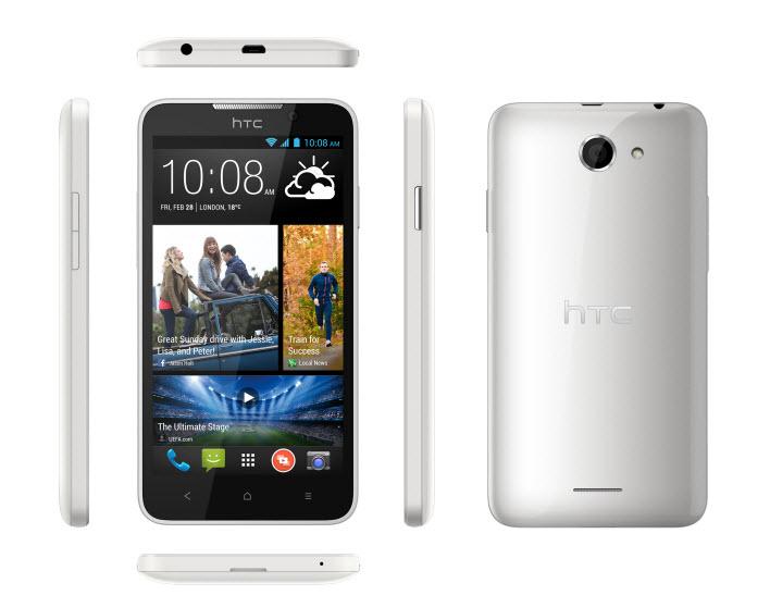 HTC Desire 516 blanc