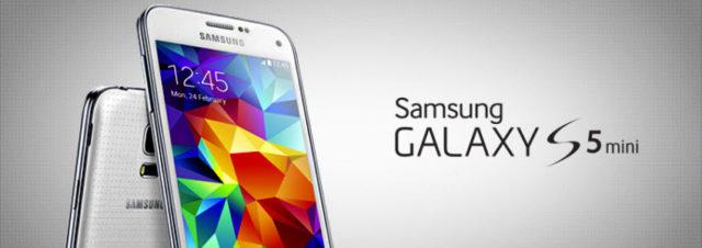 Retour sur l'officialisation du Samsung Galaxy S5 Mini
