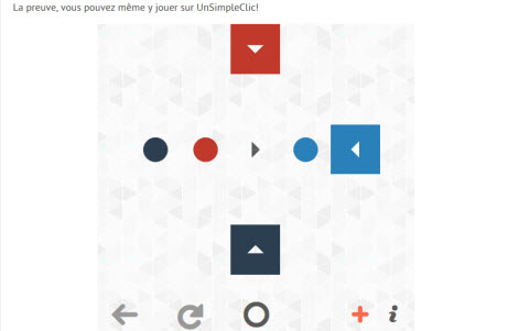 Game About Squares, un jeu, simple, très addictif et en HTML 5