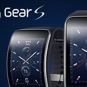 Samsung annonce la Gear S, une montre connectée à écran incurvé et connectivité 3G
