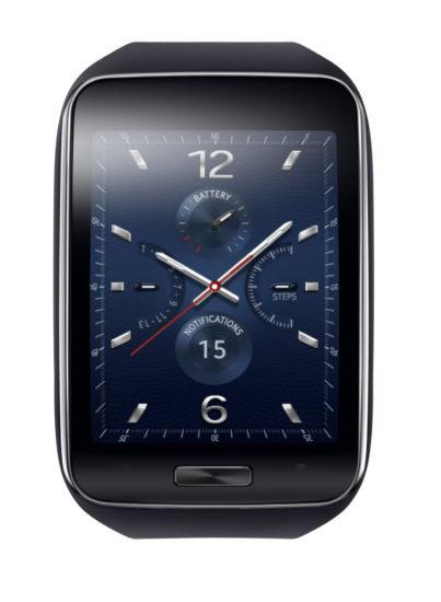 Samsung Gear S Noire 01