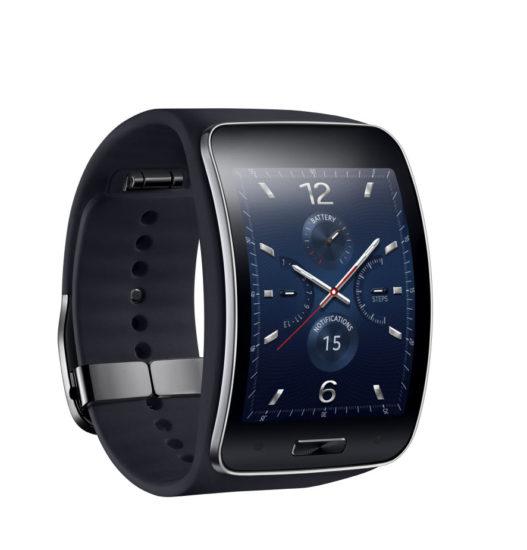 Samsung Gear S Noire 03