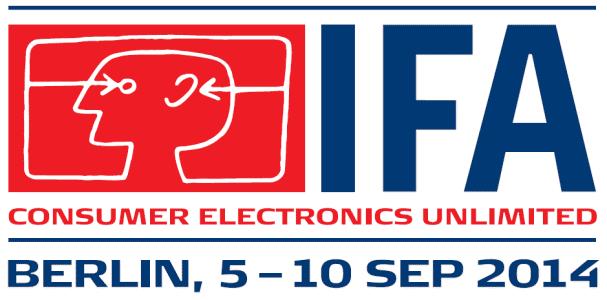 #IFA2014 - Programme des conférences et ouverture au public du 5 au 10 septembre 2014