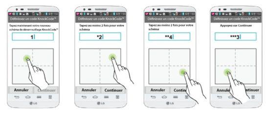 Les performances des produits LG renforcées par certaines fonctionnalités du LG G3