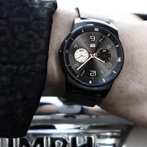 #IFA2014 - LG nous dévoile en avant-première sa LG G Watch R