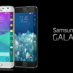 #IFA2014 - Samsung lance le Galaxy Note Edge, un Note à écran incurvé!