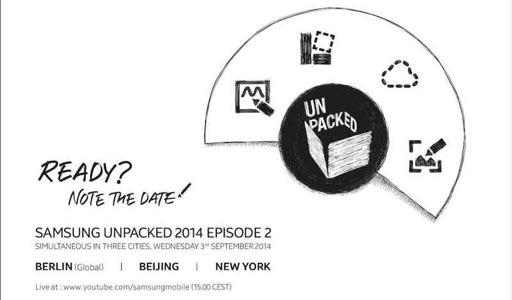 #IFA2014 - Suivez en direct la conférence de Samsung