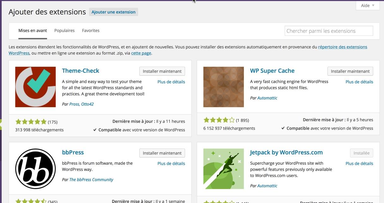 WordPress 4.0 « Benny » est disponible au téléchargement