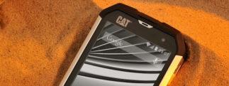 Caterpillar présente le B15Q, son nouveau smartphone durci ou un B15 remis au goût du jour
