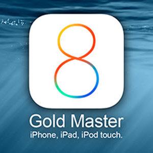 """L'iOS 8 GM """"Gold Master"""" est disponible pour les développeurs"""