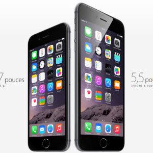 Tout sur les iPhone 6 et iPhone 6 Plus, même le prix en euros!