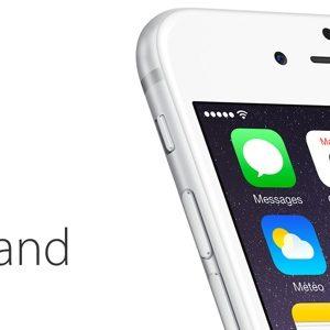 L'iOS 8 en version finale sera disponible à partir de 19h