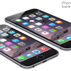 Les iPhone 6 et iPhone 6 Plus sont disponibles!