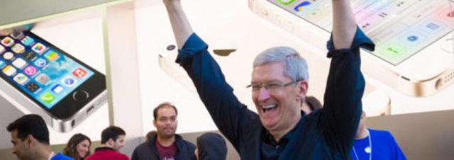 Plus de 10 millions d'iPhone 6 et iPhone 6 Plus vendus en 3 jours!