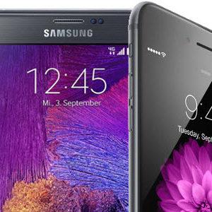 Samsung commercialise plus tôt que prévu son Galaxy Note 4