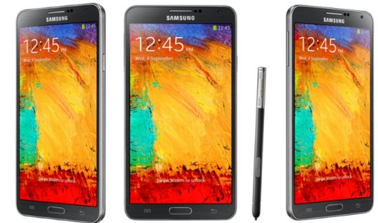 Test du Samsung Galaxy Note 3