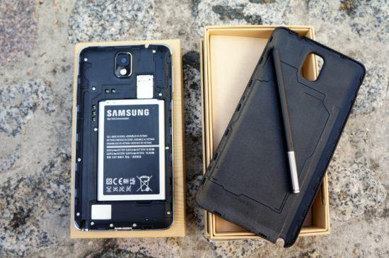 Test du Samsung Galaxy Note 3