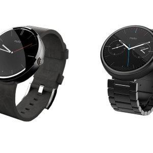 #IFA2014 - Motorola nous dévoile sa montre connectée : la Moto 360