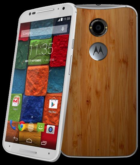 #IFA2014 - Motorola dévoile les nouvelles versions de ses smartphones Moto X et Moto G