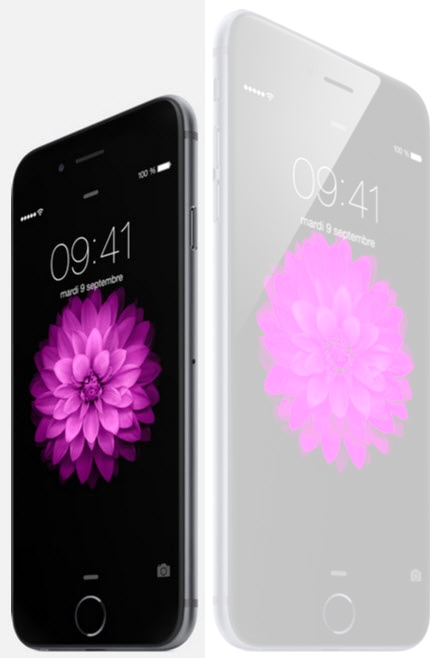 Télécharger les iOS/firmware de l'iPhone 6
