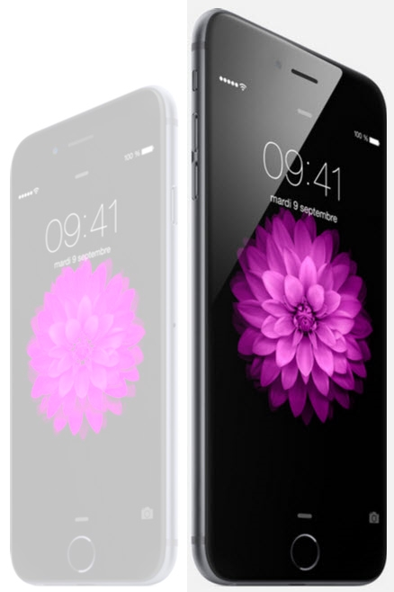 Télécharger les iOS/firmware de l'iPhone 6 Plus