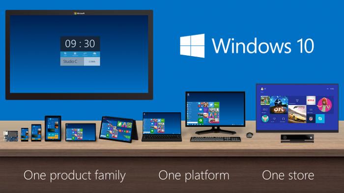 Microsoft annonce son futur système d'exploitation Windows 10