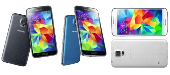 Test du Samsung Galaxy S5