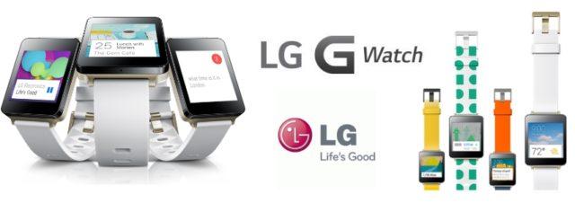 Test de la LG G Watch : la 1ère montre connectée LG sous Android Wear