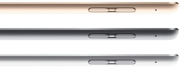 Apple présente l'iPad Air 2, un iPad encore plus fin, plus léger et plus puissant