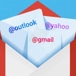 Gmail version 5.0 : nouveau design et support de comptes mails externes