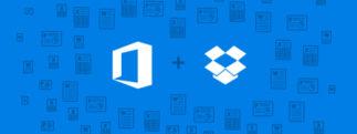 Microsoft et Dropbox, l'alliance inattendue