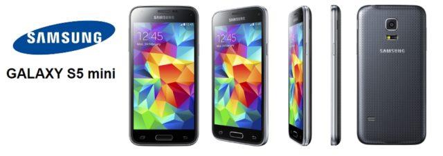Samsung Galaxy S5 Mini : un smartphone pas si