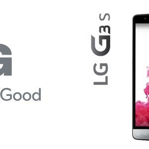 LG G3S : prise en main