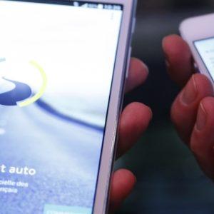 Le constat à l'amiable passe au format électronique et se nomme e-constat auto