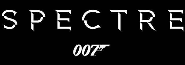 Le titre officiel du Bond 24 est...SPECTRE