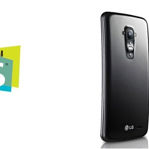 Le LG G Flex 2 au CES 2015 ?
