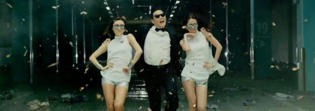 Le Gangnam Style de Psy explose le compteur de Youtube... non un simple Easter Egg