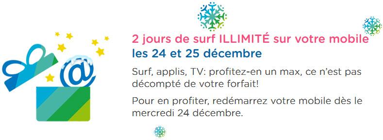 Bouygues Telecom - Le plein de cadeaux pour Noël