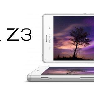 Sony Xperia Z3 : vous en aviez rêvé, Sony l'a fait !
