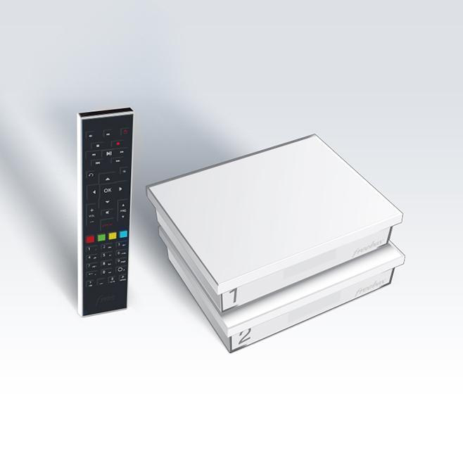 Free brade son forfait Freebox avec option TV à 1,99€/mois pendant 1 an sur Vente-privee.com