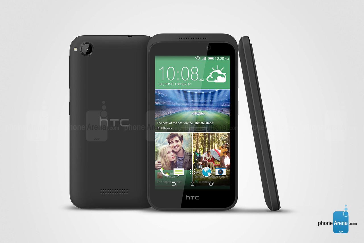 #CES2015 - HTC présente les Desire 826 et Desire 320