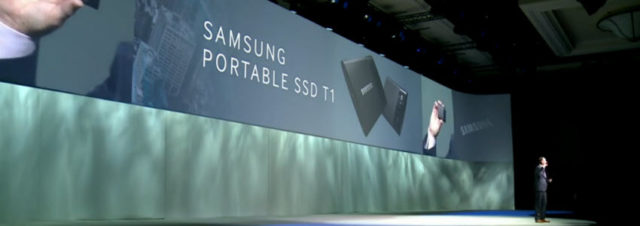 #CES2015 - Revivez la conférence Samsung : TV, électroménager, SSD et réalité virtuelle au programme