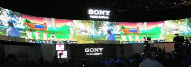 #CES2015 - Revivez la conférence Sony : TV, Camescope et Action-Cam 4K et Walkman au programme